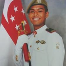 Teguh User Profile