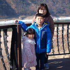 Användarprofil för Junghyun