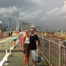 Lexi & Jarrad User Profile