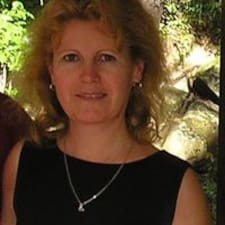 Melinda felhasználói profilja