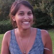 Anisha - Uživatelský profil