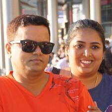 Henkilön Ranganadh käyttäjäprofiili