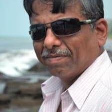 Henkilön Vidyadhar käyttäjäprofiili