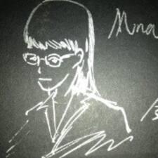 Mina的用户个人资料