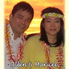 Profil utilisateur de Allen