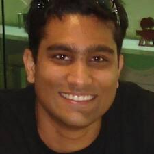 Sandeep的用戶個人資料