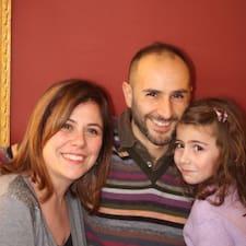 Profil Pengguna Ambra & Daniele