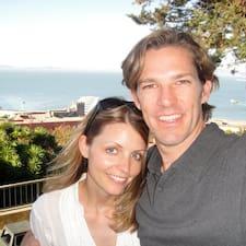 Profilo utente di Amy & Peter