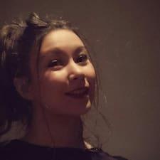 Profil utilisateur de Cyrine
