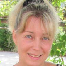 Gisa felhasználói profilja