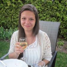 Gebruikersprofiel Anne-Frédérique