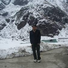 Deepak User Profile
