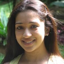 Profil utilisateur de Vasudha