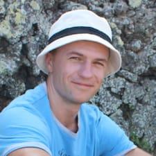 Perfil de l'usuari Pavel