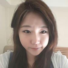Heeju felhasználói profilja