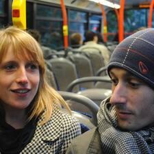 Profil utilisateur de Chloé & Vincent