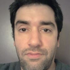 Frederic User Profile