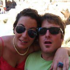 Gwen & Julien felhasználói profilja
