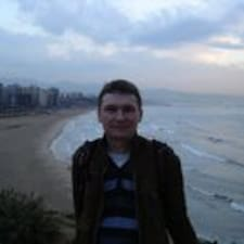 Oleksiy felhasználói profilja