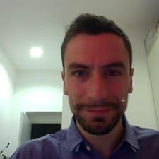 Gebruikersprofiel Claudio