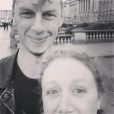 Henkilön Steve & Rebecca käyttäjäprofiili