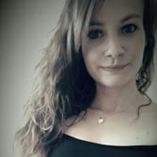 Profil utilisateur de Célia