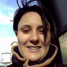 Henkilön Lara käyttäjäprofiili