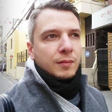 Nutzerprofil von Fabien
