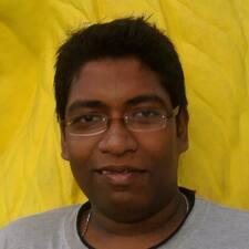 Profil utilisateur de Mayukh