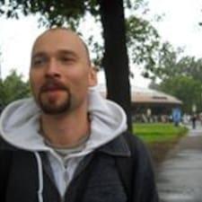 Andrejs Brugerprofil