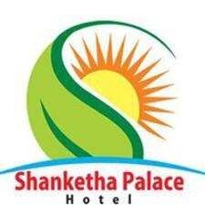 Shanketha Palace est l'hôte.