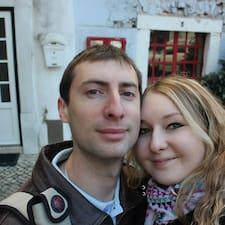 Thomas & Svetlana felhasználói profilja