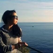 Profil utilisateur de Mounia