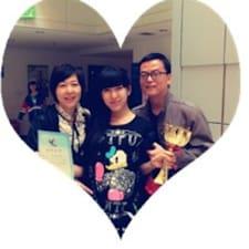 โพรไฟล์ผู้ใช้ Jiafeng