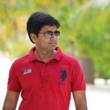 Profil korisnika Rajeev
