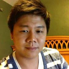 Johann felhasználói profilja
