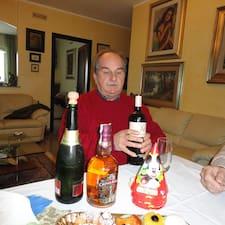 Användarprofil för Pasquale