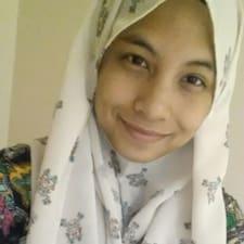 Syazana User Profile