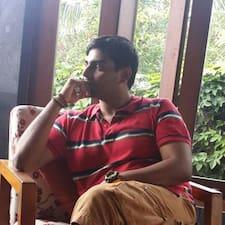Användarprofil för Rajiv