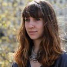 Profil utilisateur de Roxane
