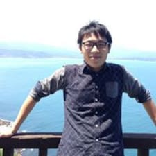 Perfil do utilizador de Hsuan Li