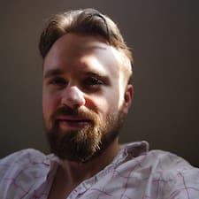 Spencer - Uživatelský profil