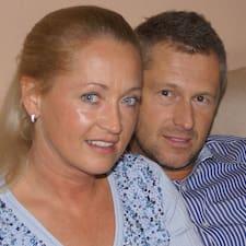 Birgit & Jörg — хозяин.