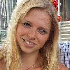 Felicity felhasználói profilja