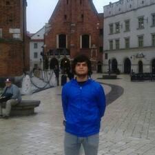 Julian Enrique User Profile
