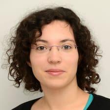 Gebruikersprofiel Géraldine