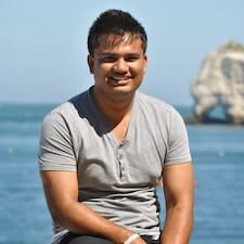 Profil utilisateur de Gajendra
