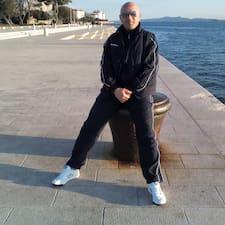 Immagine del profilo dell'utente