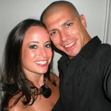 โพรไฟล์ผู้ใช้ Hildamaria & Danny