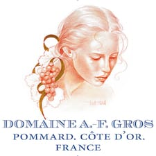 Domaine AF GROS is the host.